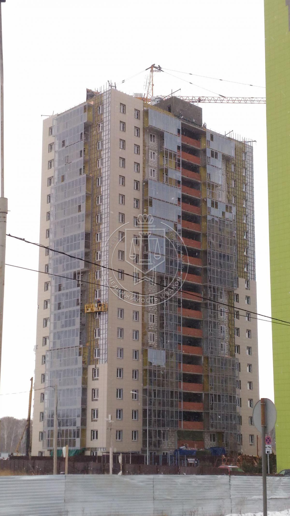 Продажа 2-к квартиры Рауиса Гареева ул, 107