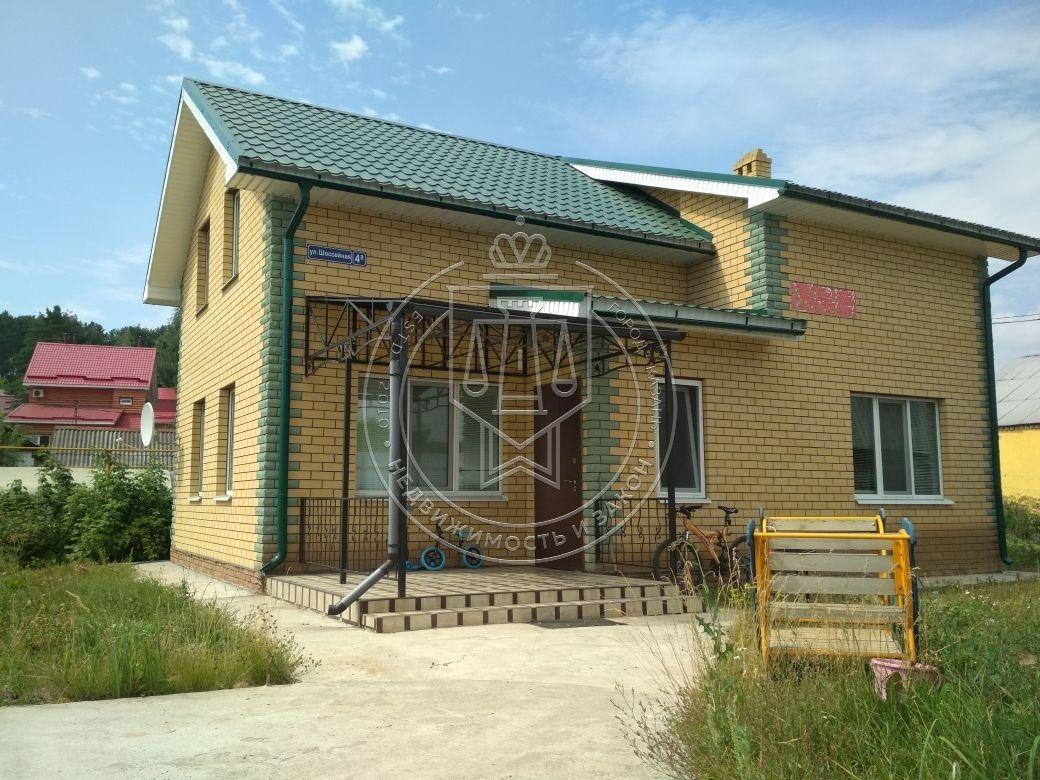 Продажа  дома Новая Сосновка, ул Шоссейная