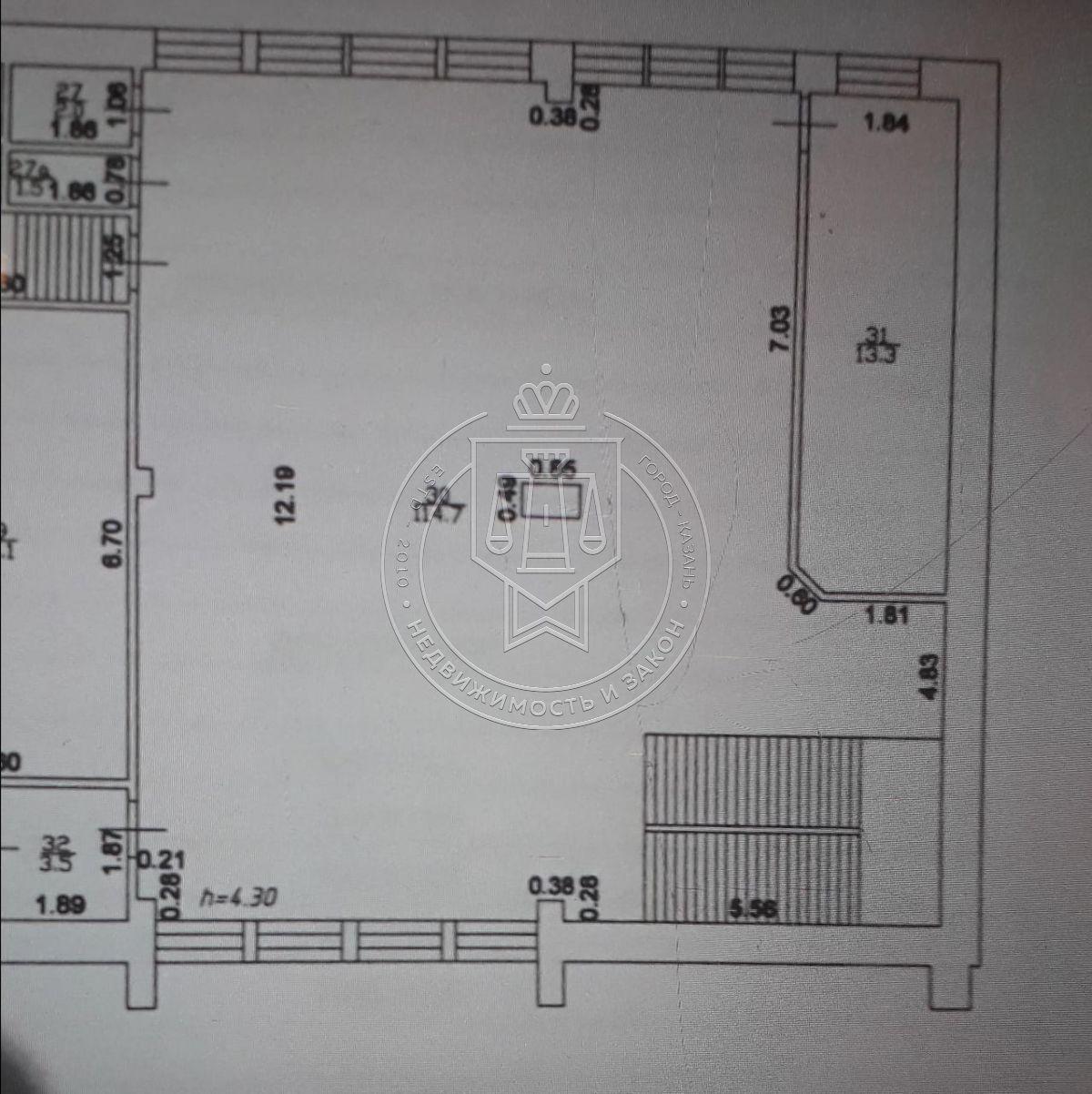 Аренда  помещения свободного назначения Адоратского ул, 12а