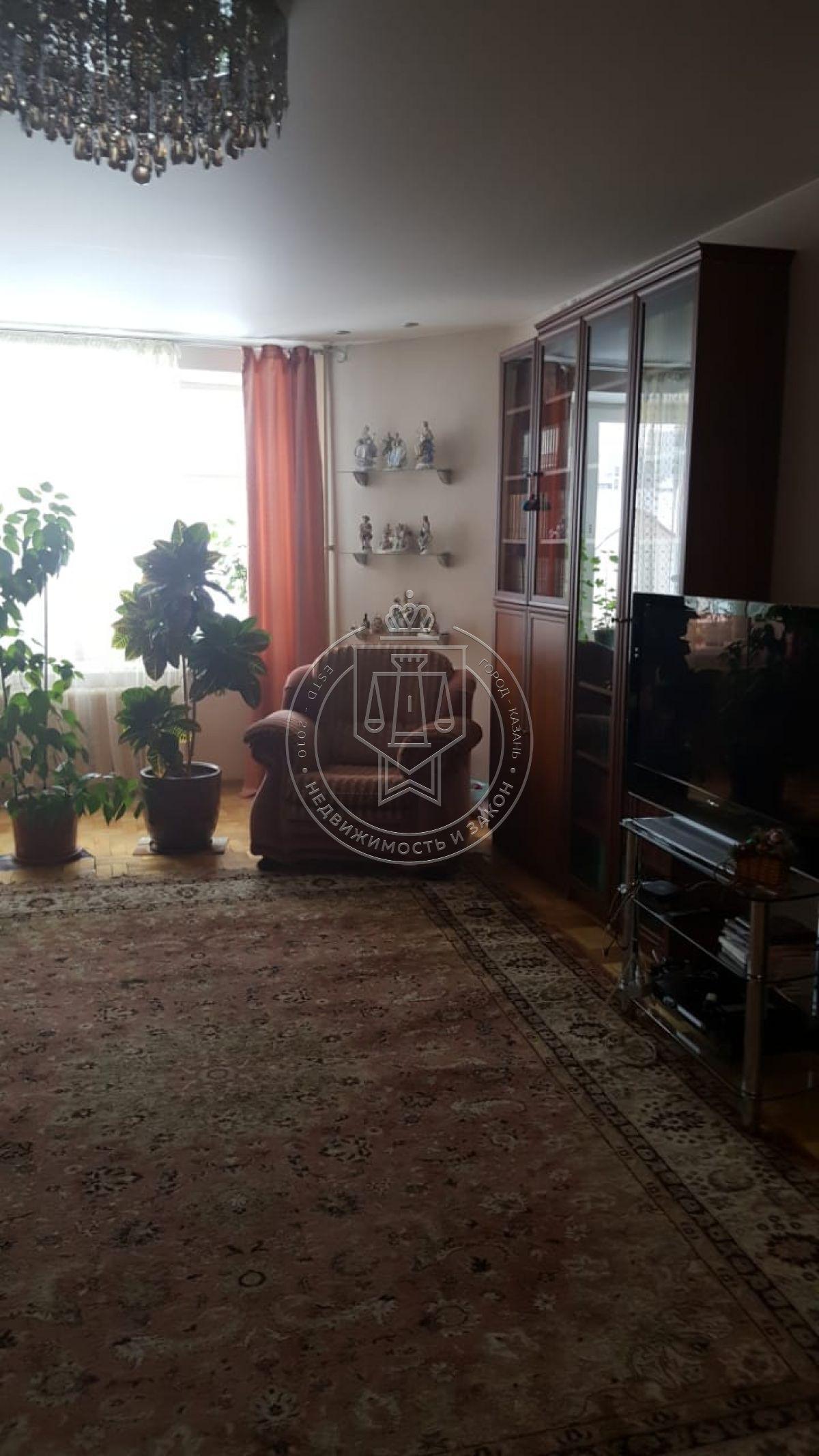 Продажа 3-к квартиры Аделя Кутуя ул, 46