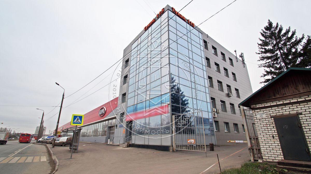 Аренда  офиса Габдуллы Тукая ул, 115 к.3