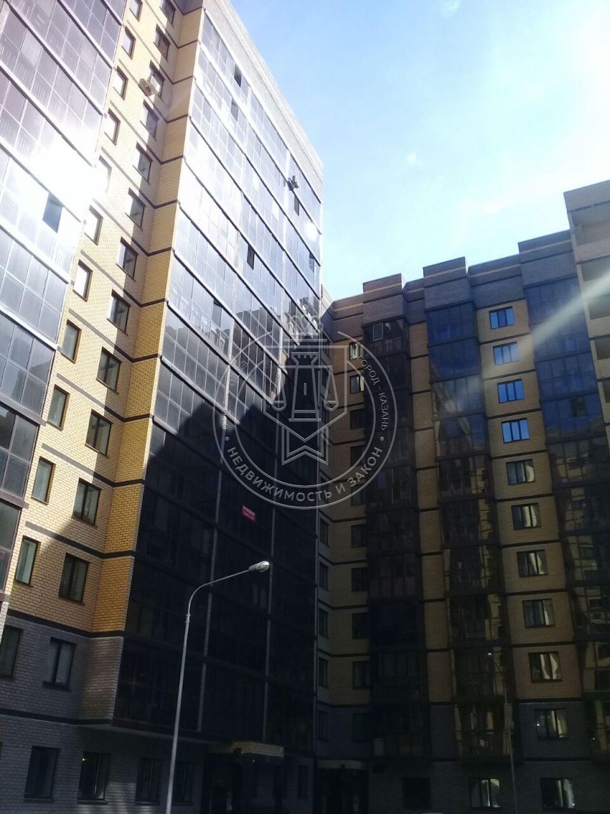 Продажа 2-к квартиры Рауиса Гареева ул, 102