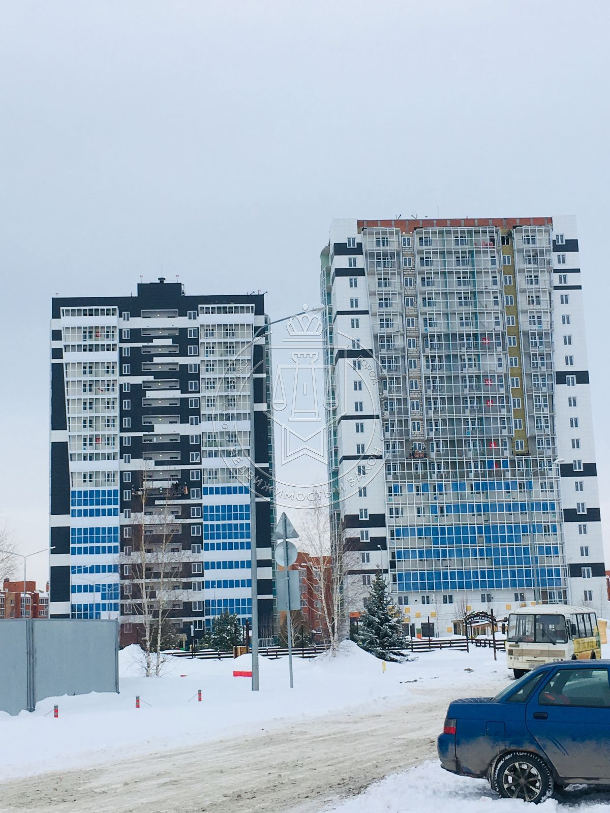 Продажа 3-к квартиры Сиреневая ул, строение 1.0
