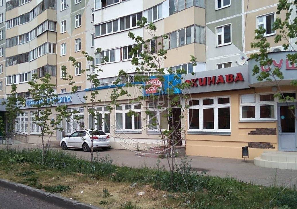 Аренда  помещения свободного назначения Хайдара Бигичева ул, 3