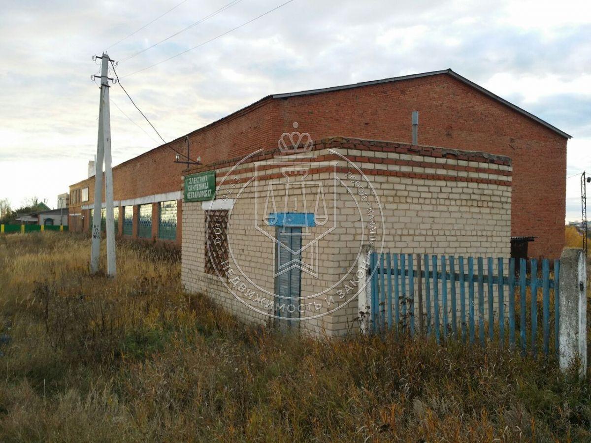 Продажа  склада Заводская ул, 1