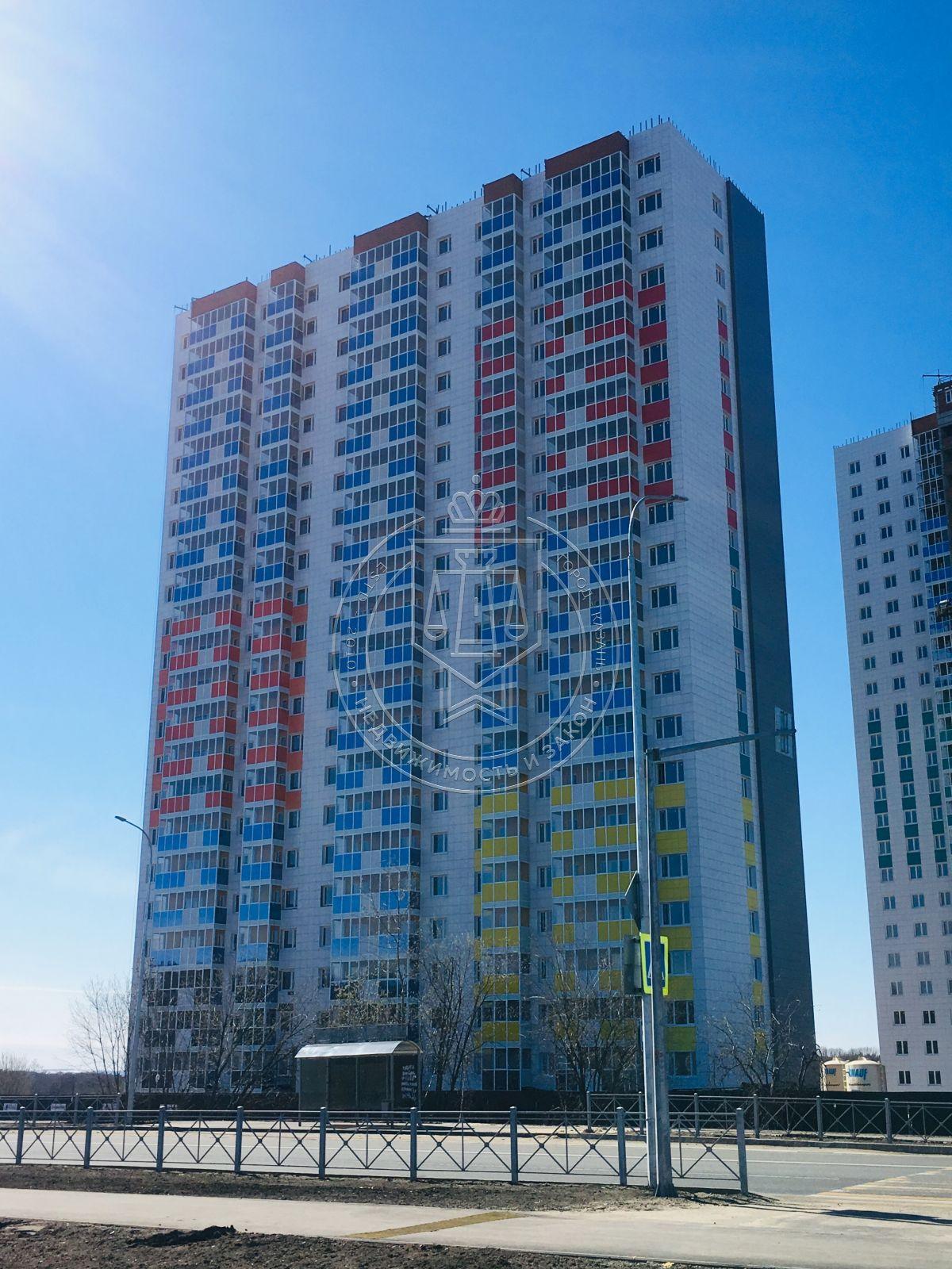 Продажа 2-к квартиры Братьев Батталовых ул, стр. 6.3.