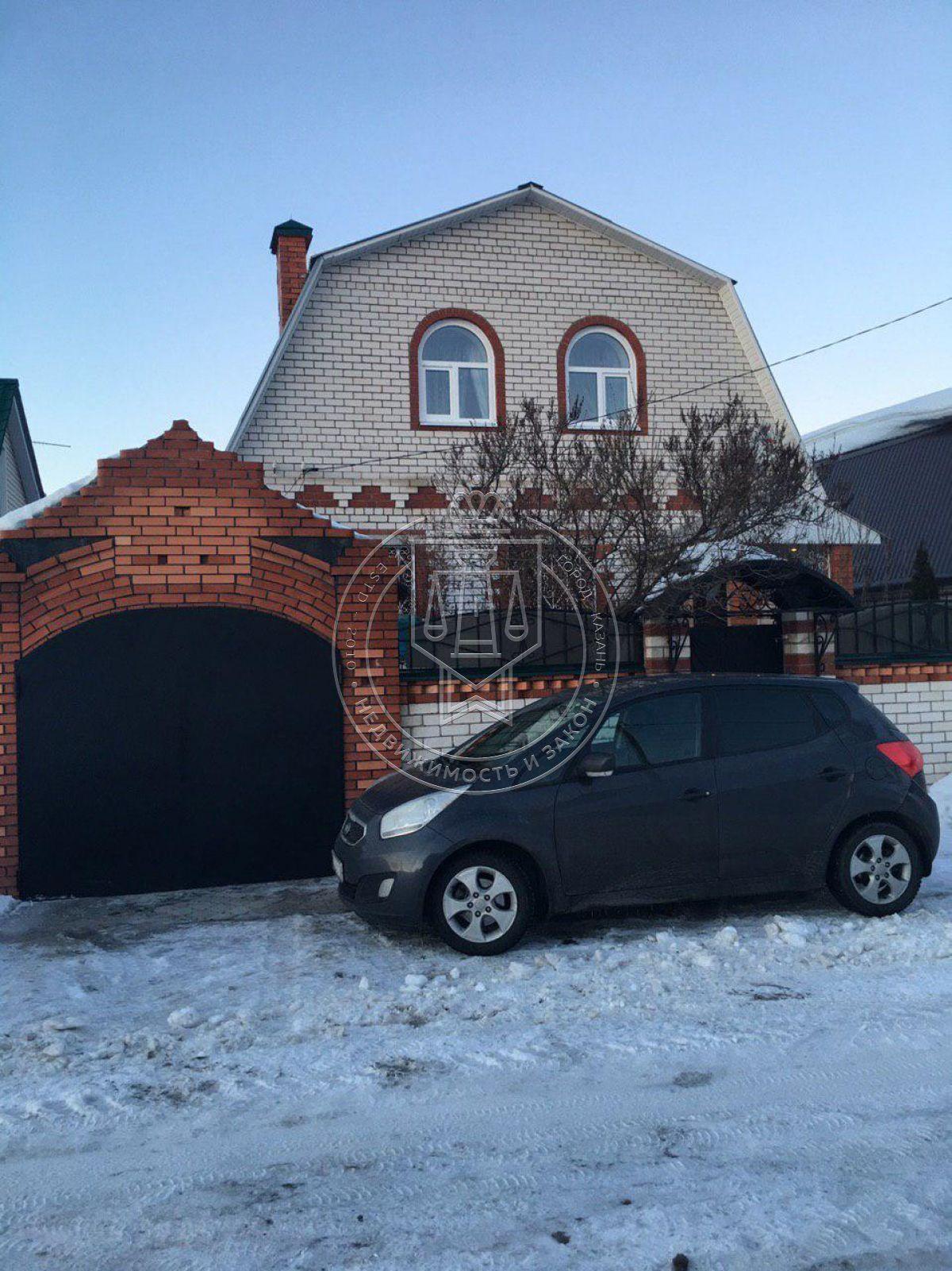 Продажа  дома Поселок Новое Юдино,ул. Звенигородская, 46