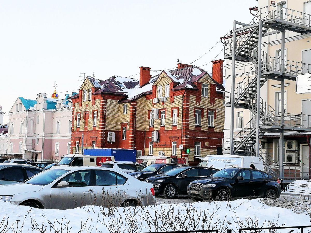 Продажа  офисно-торговые Петербургская ул, 74