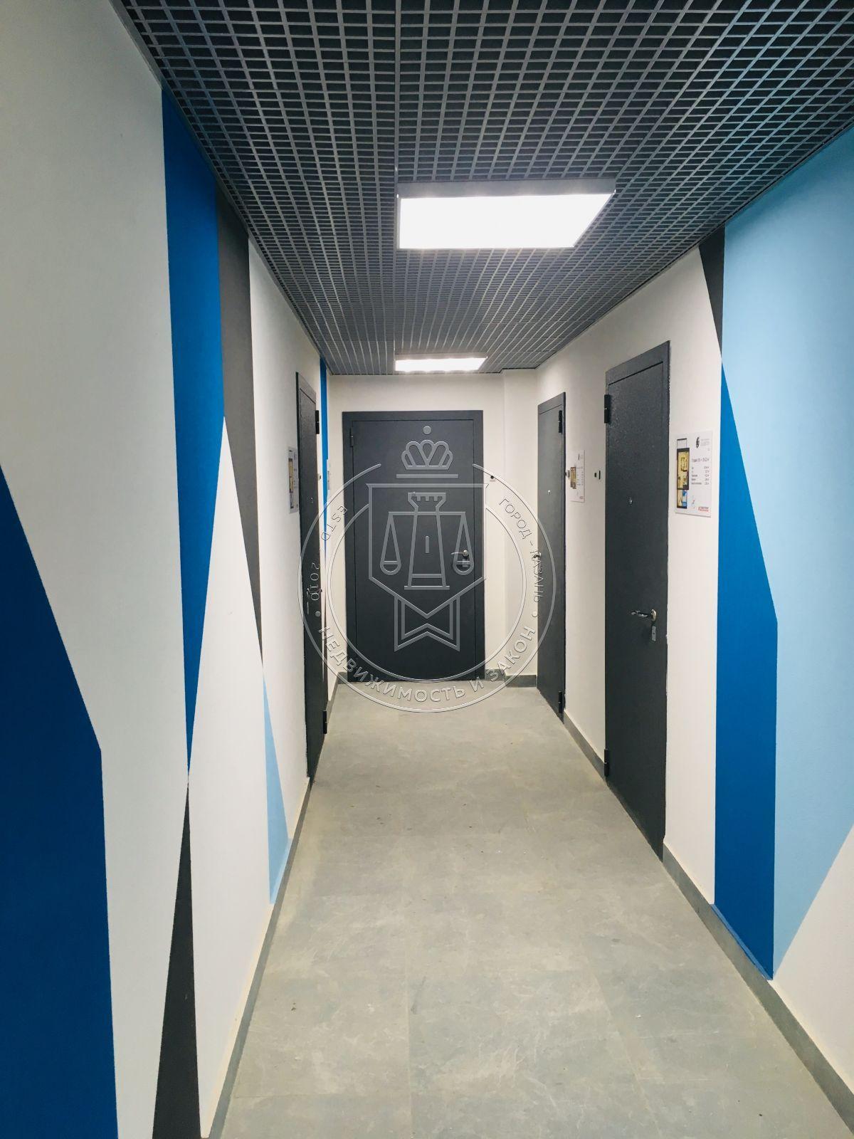 Продажа 1-к квартиры Братьев Батталовых ул, строение 6.2