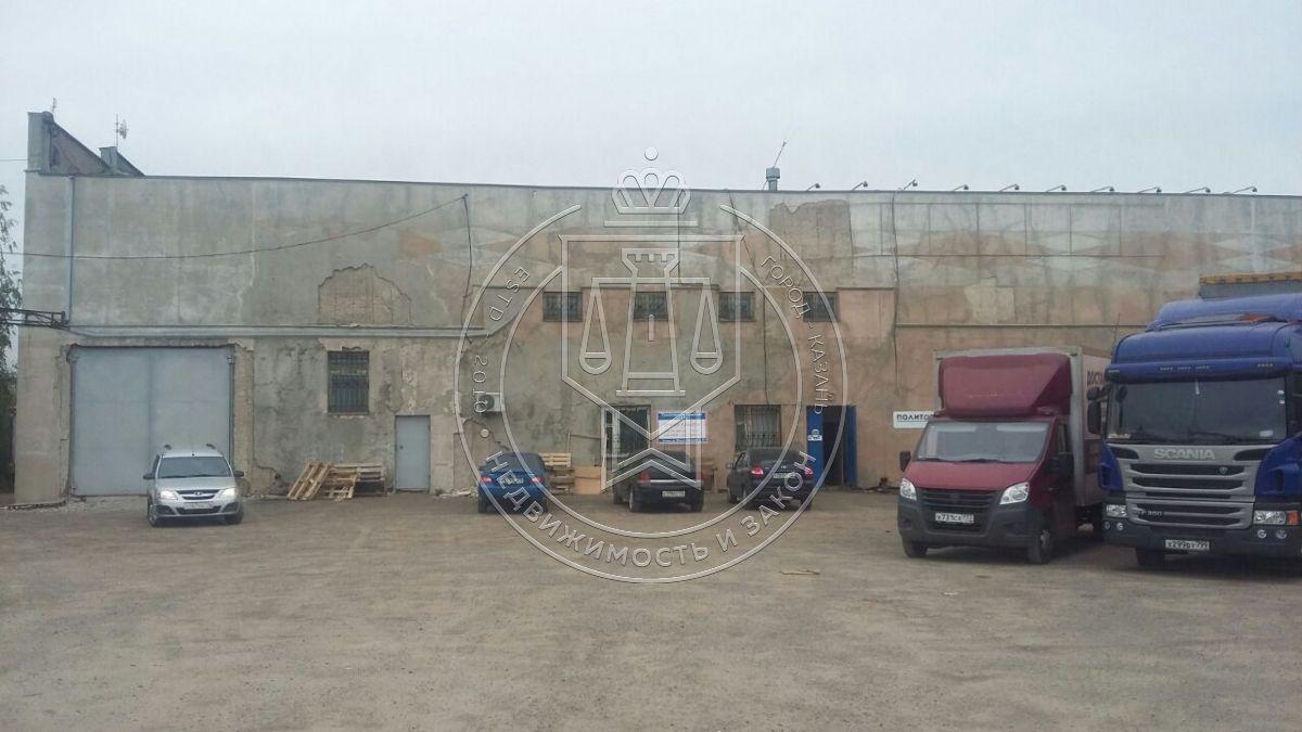 Продажа  склады, производства Фатыха Амирхана пр-кт, 52