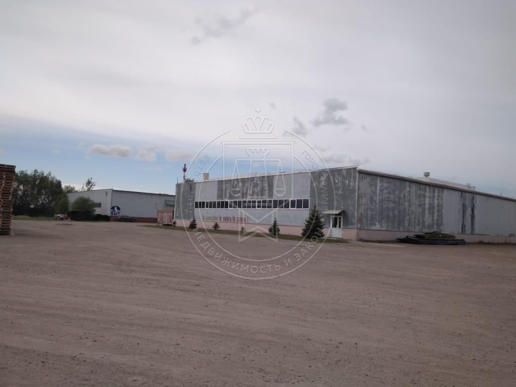 Аренда  склада Лесхозовская ул, 36