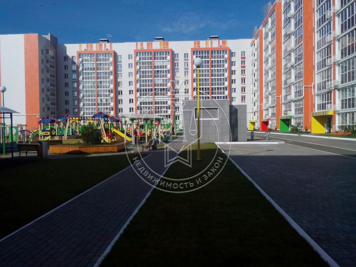 Продажа 2-к квартиры Азата Аббасова ул, 7