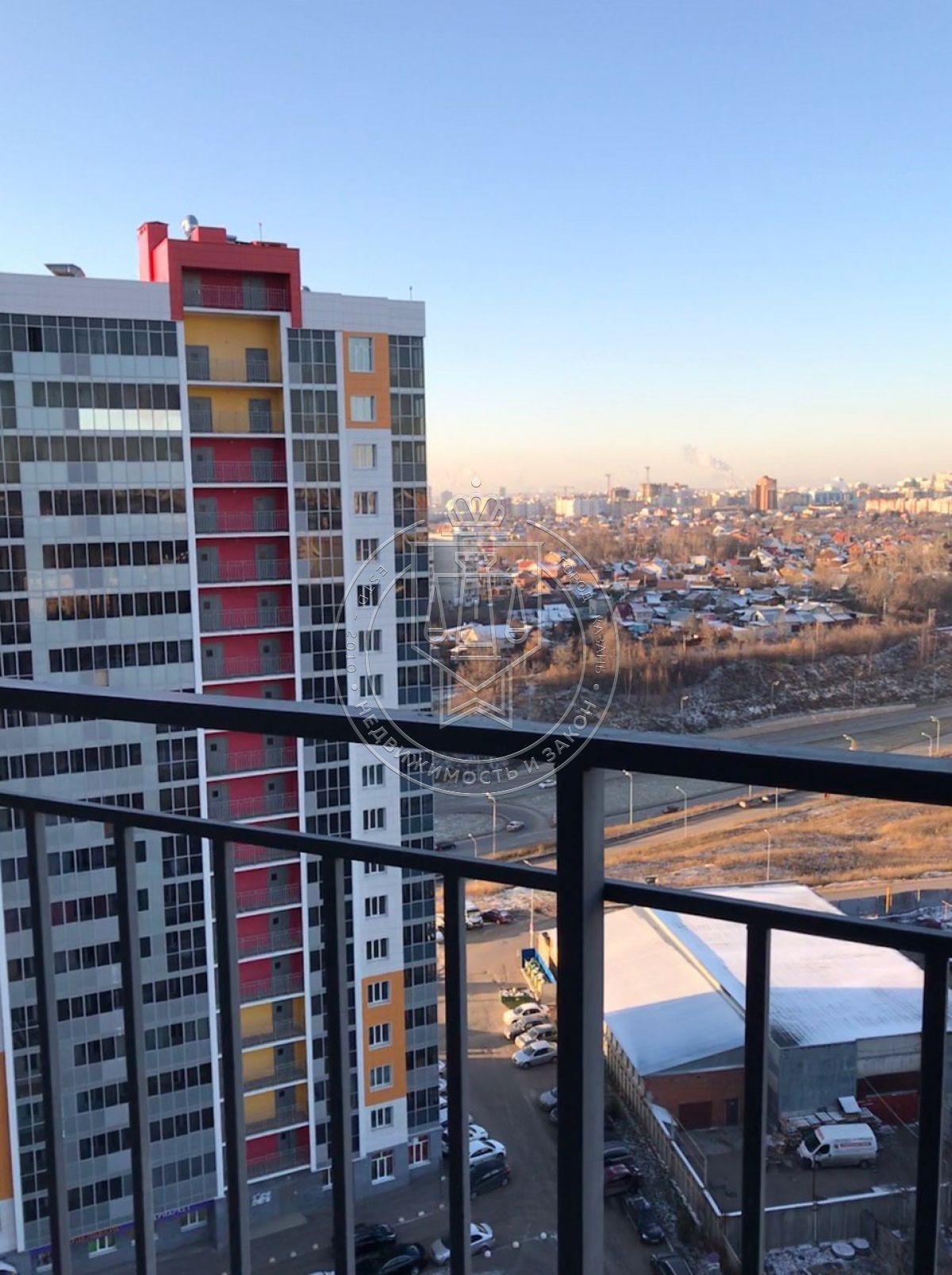 Продажа 1-к квартиры Аметьевская магистраль ул, 16, к2