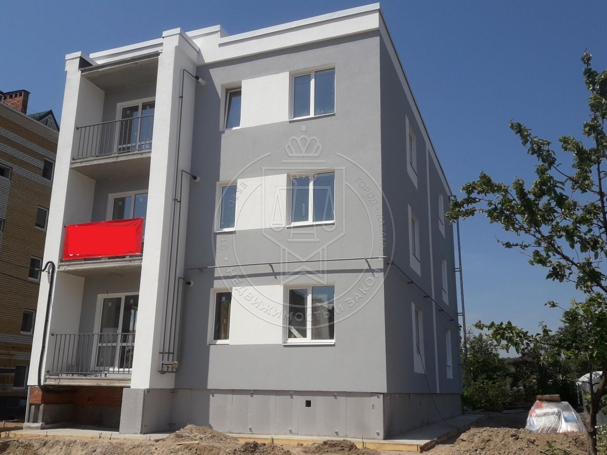 Продажа 2-к квартиры Полковая ул, 55 а