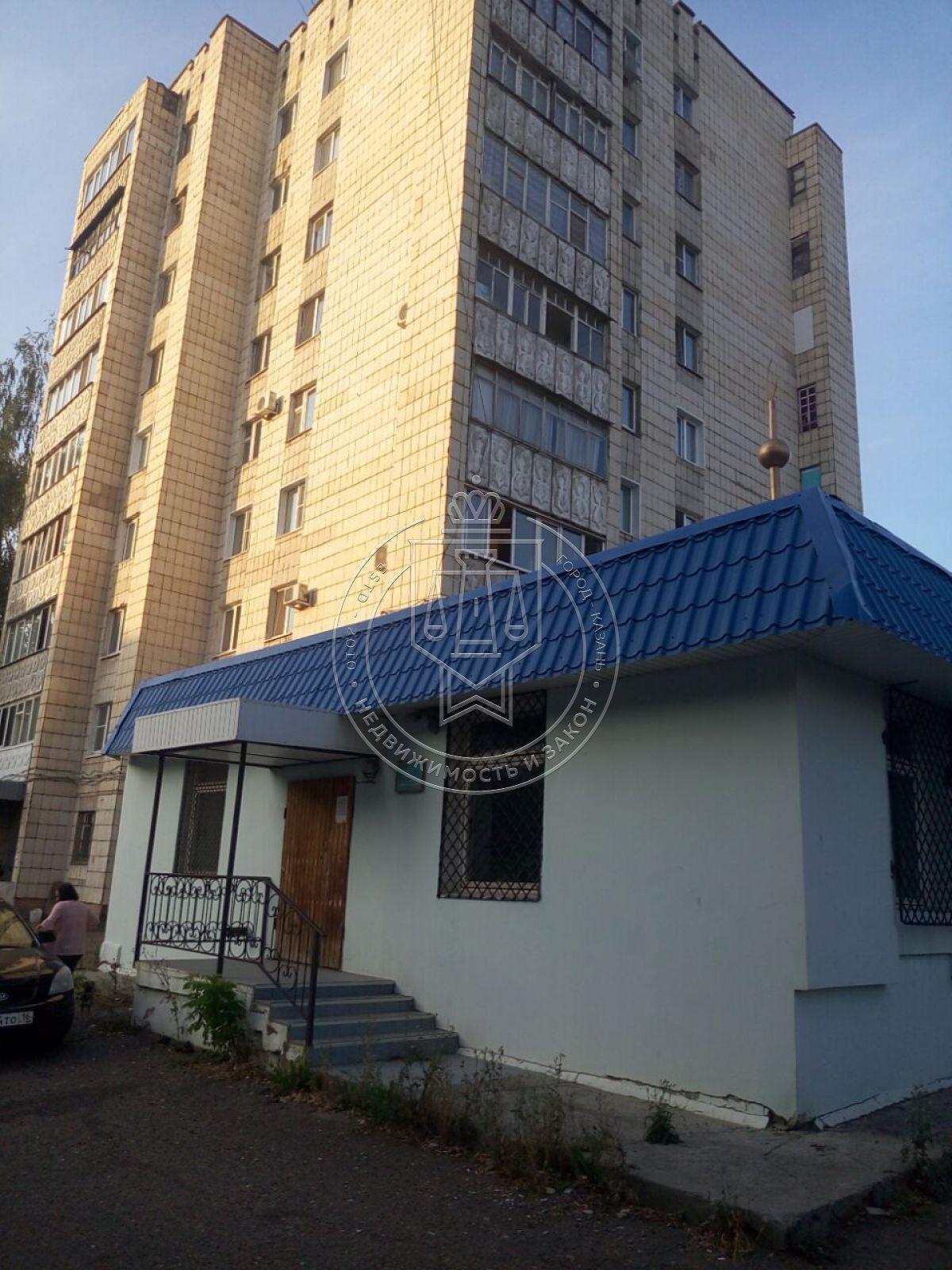 Продажа 1-к квартиры Дачная (Вахитовский р-н) ул, 3