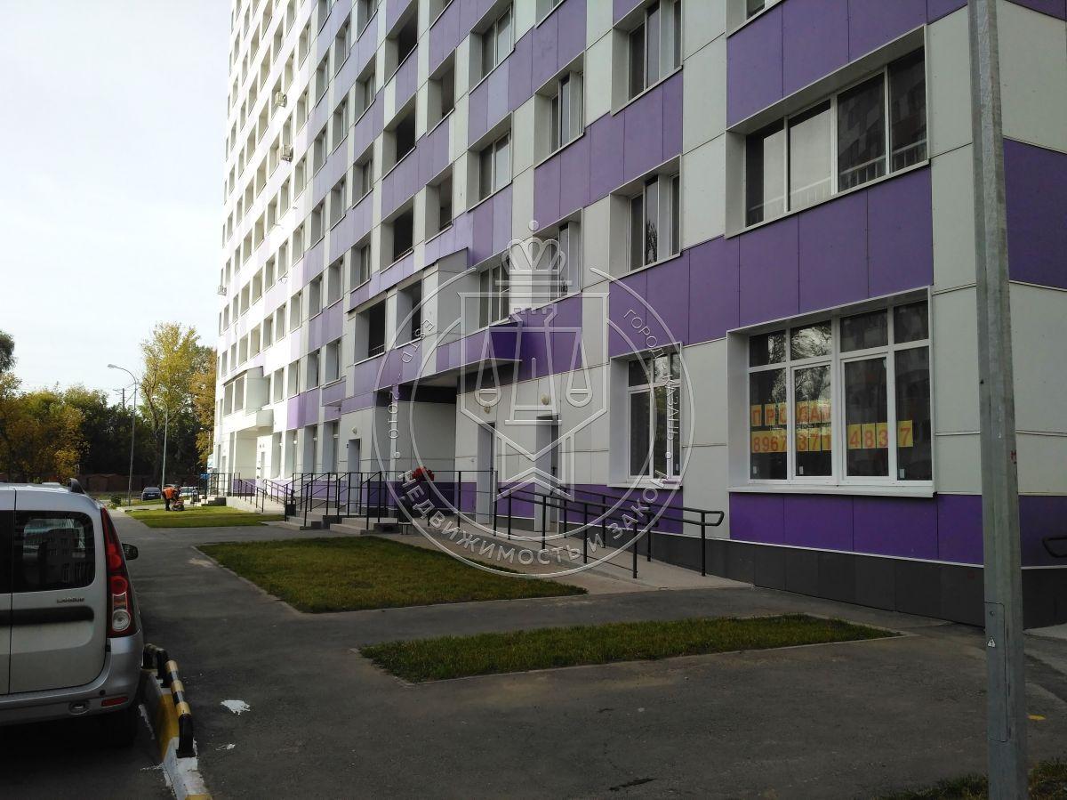 Продажа  помещения свободного назначения Роторная ул, 27Б