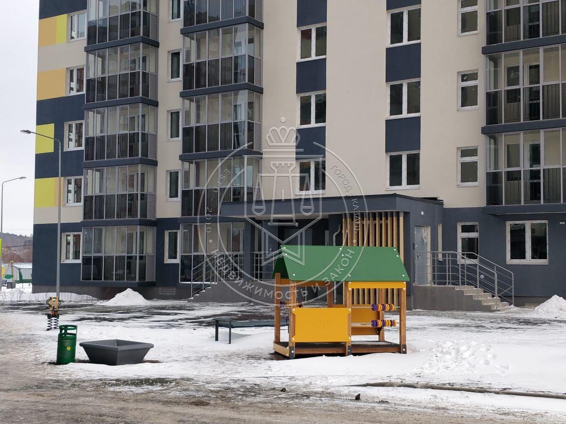 Продажа 3-к квартиры Архитектора Гайнутдинова ул, 4014