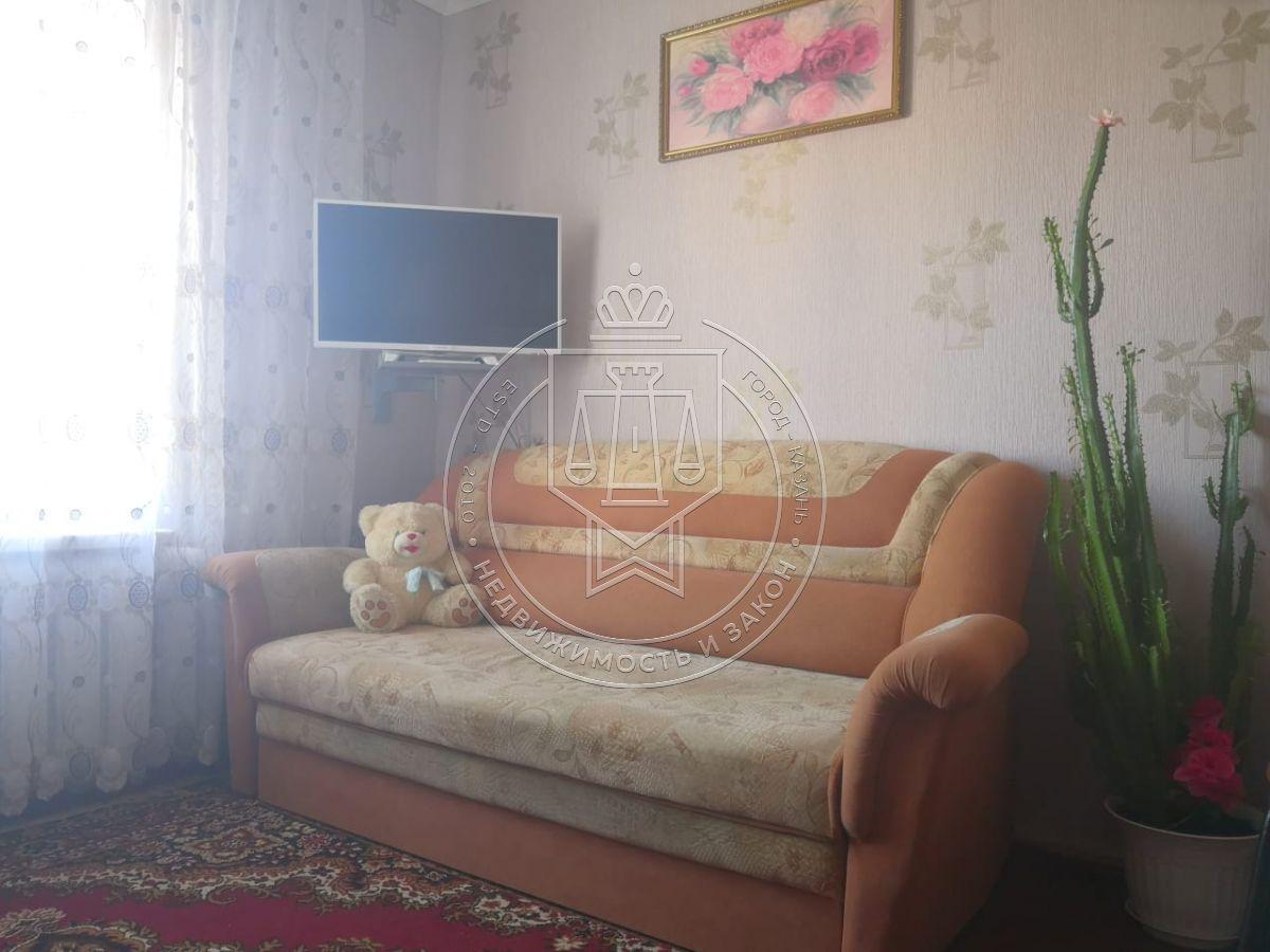 Продажа 1-к квартиры Заря ул, 3а