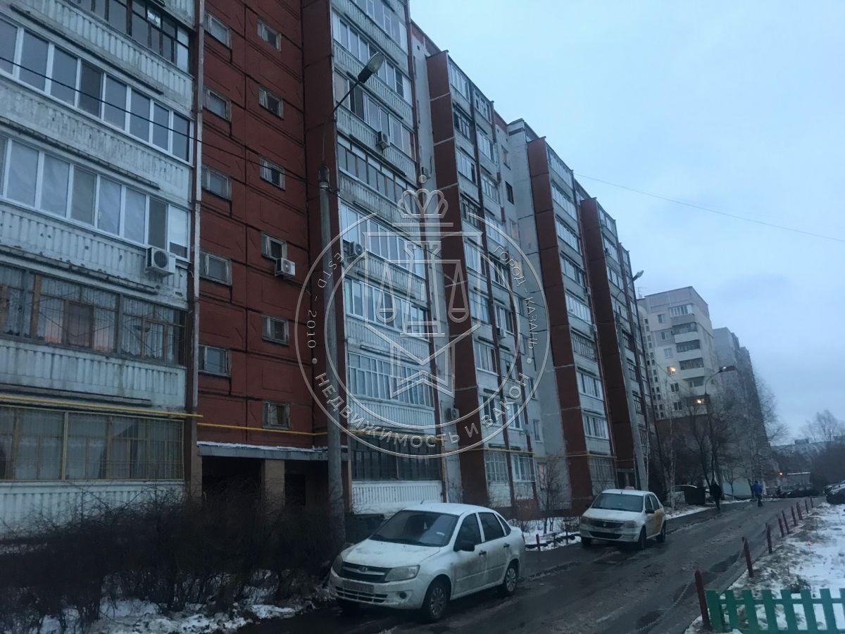 Продажа 2-к квартиры Фатыха Амирхана пр-кт, 107