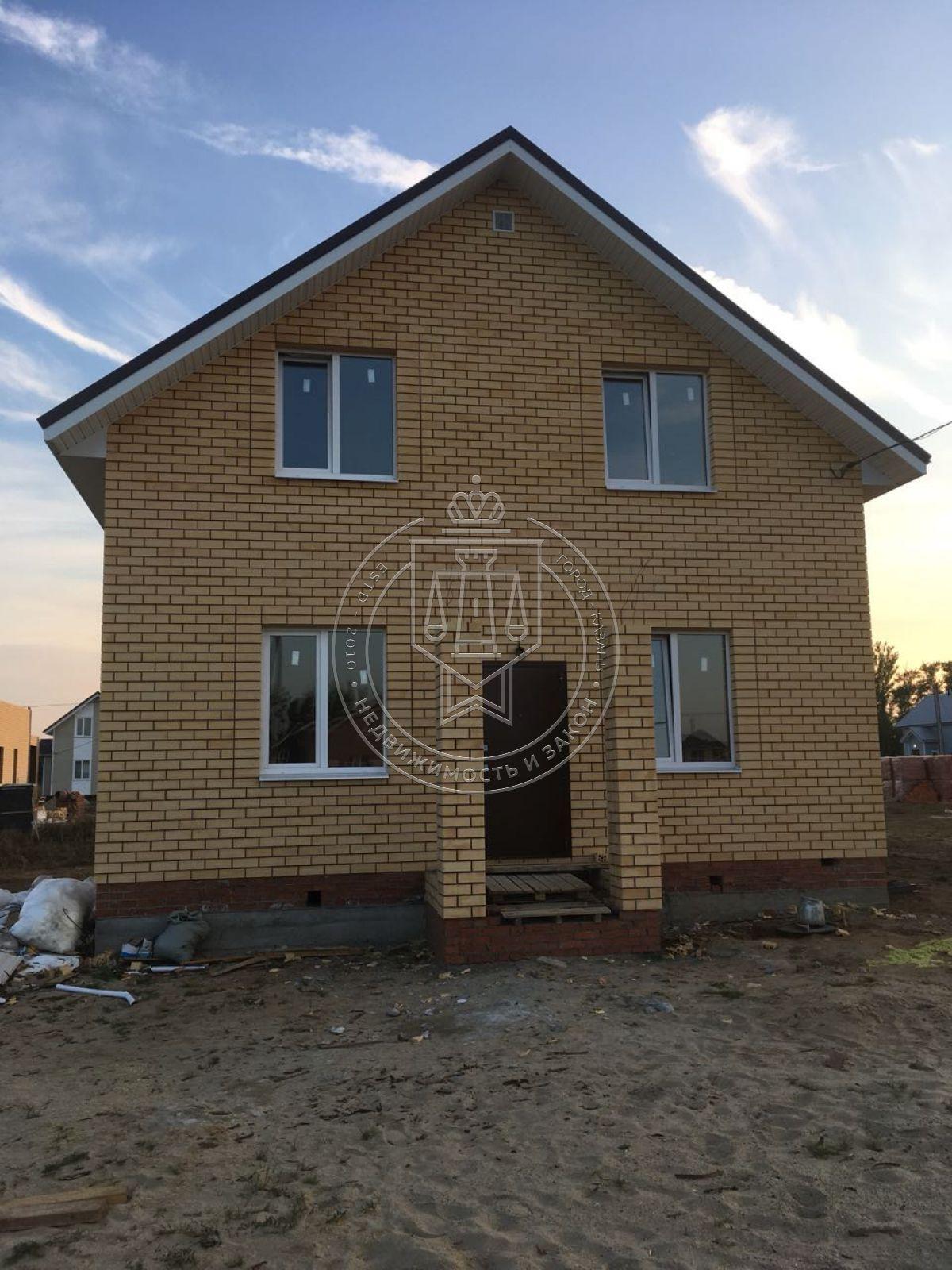 Продажа  дома Новые Салмачи, Янтарная