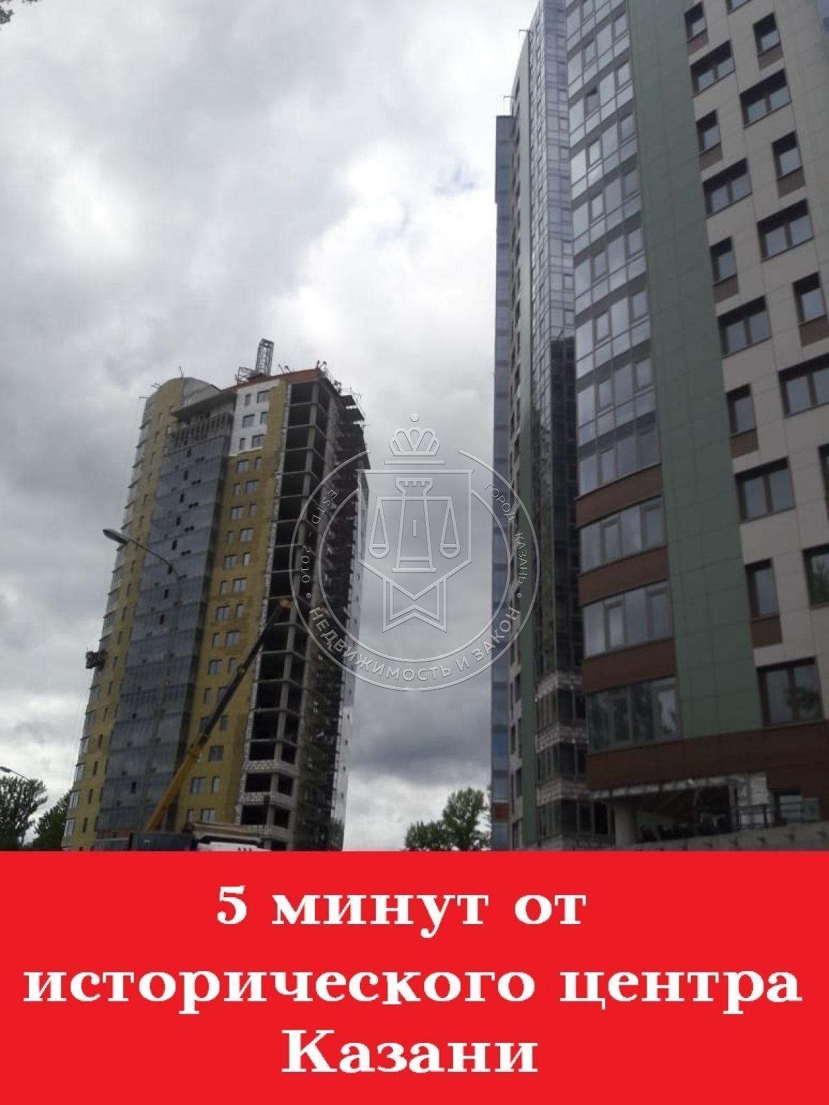Продажа 2-к квартиры Оренбургский Тракт ул, 8/3
