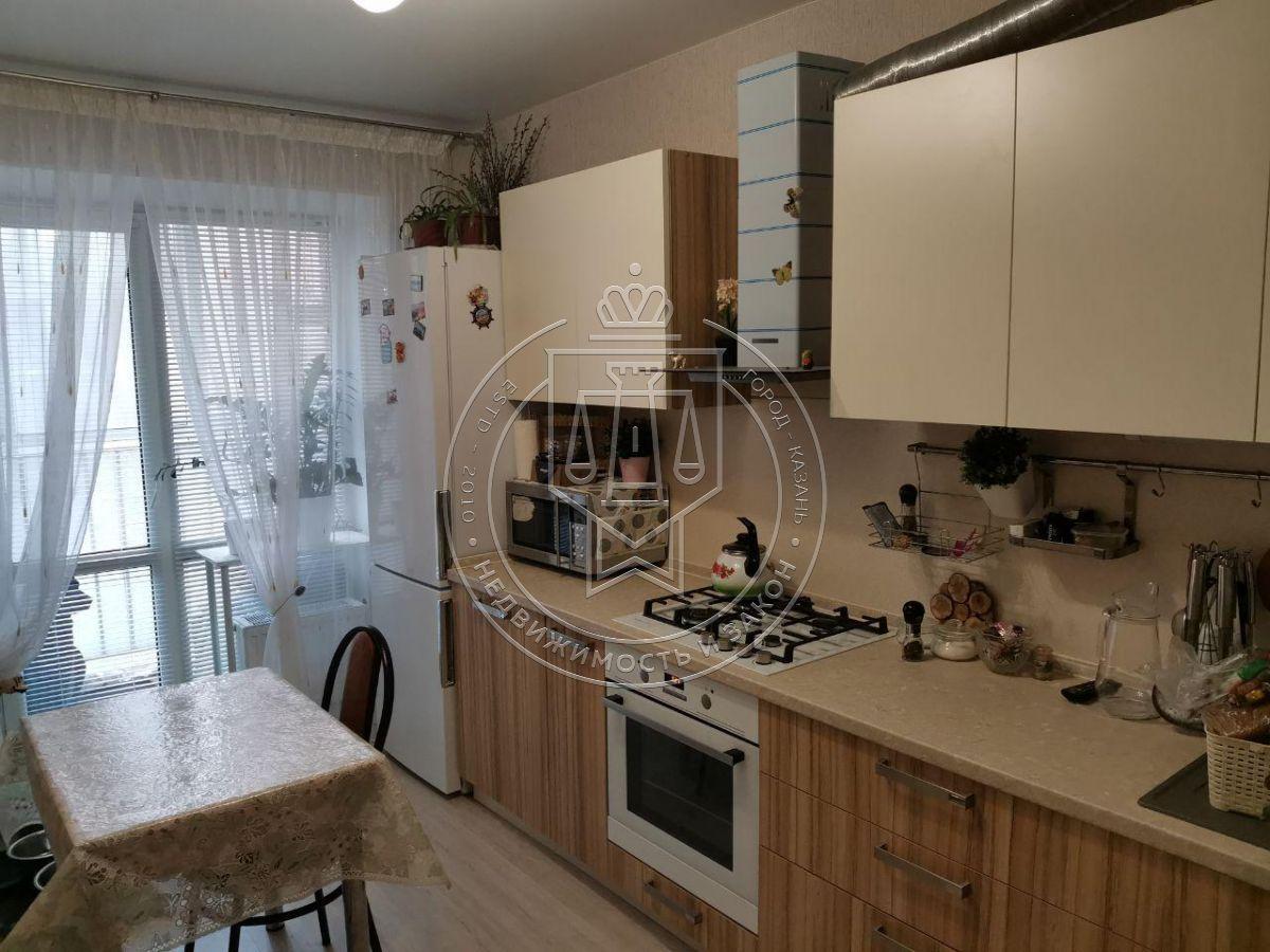 Продажа 1-к квартиры Габдуллы Тукая ул, 33