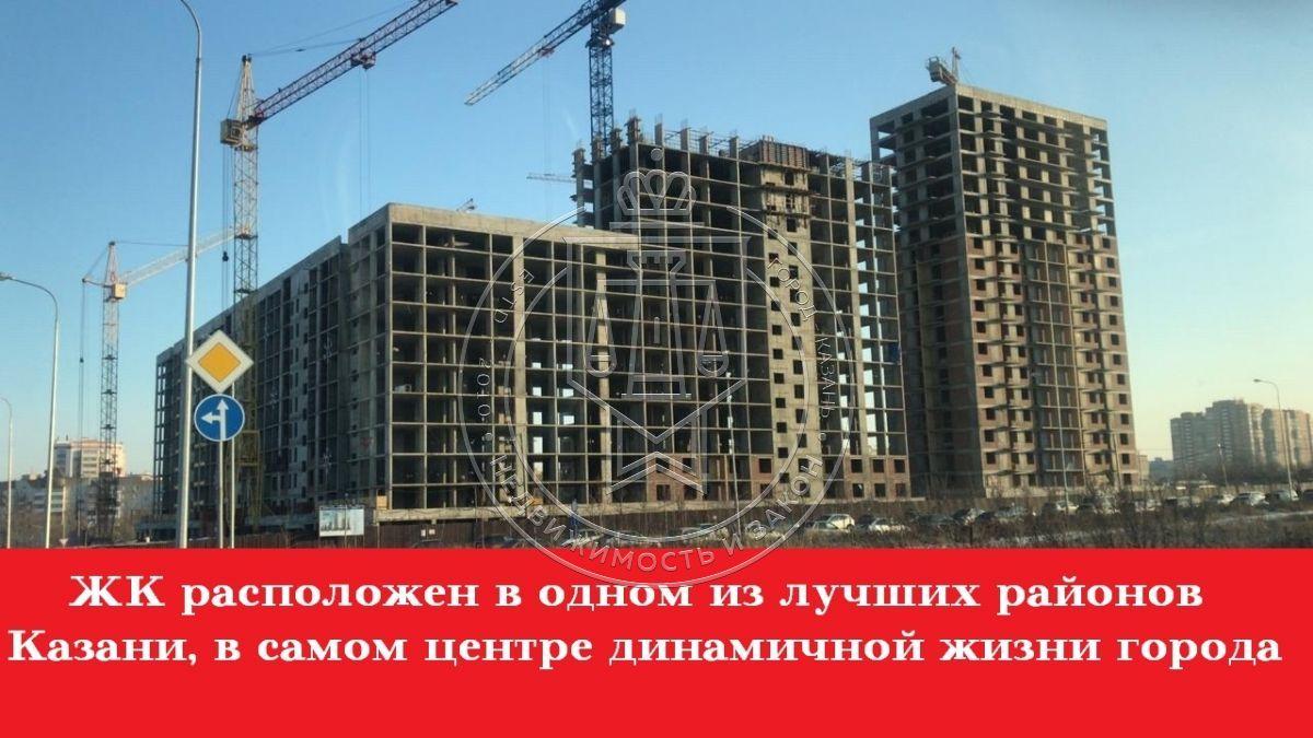Продажа 1-к квартиры Победы пр-кт, 1