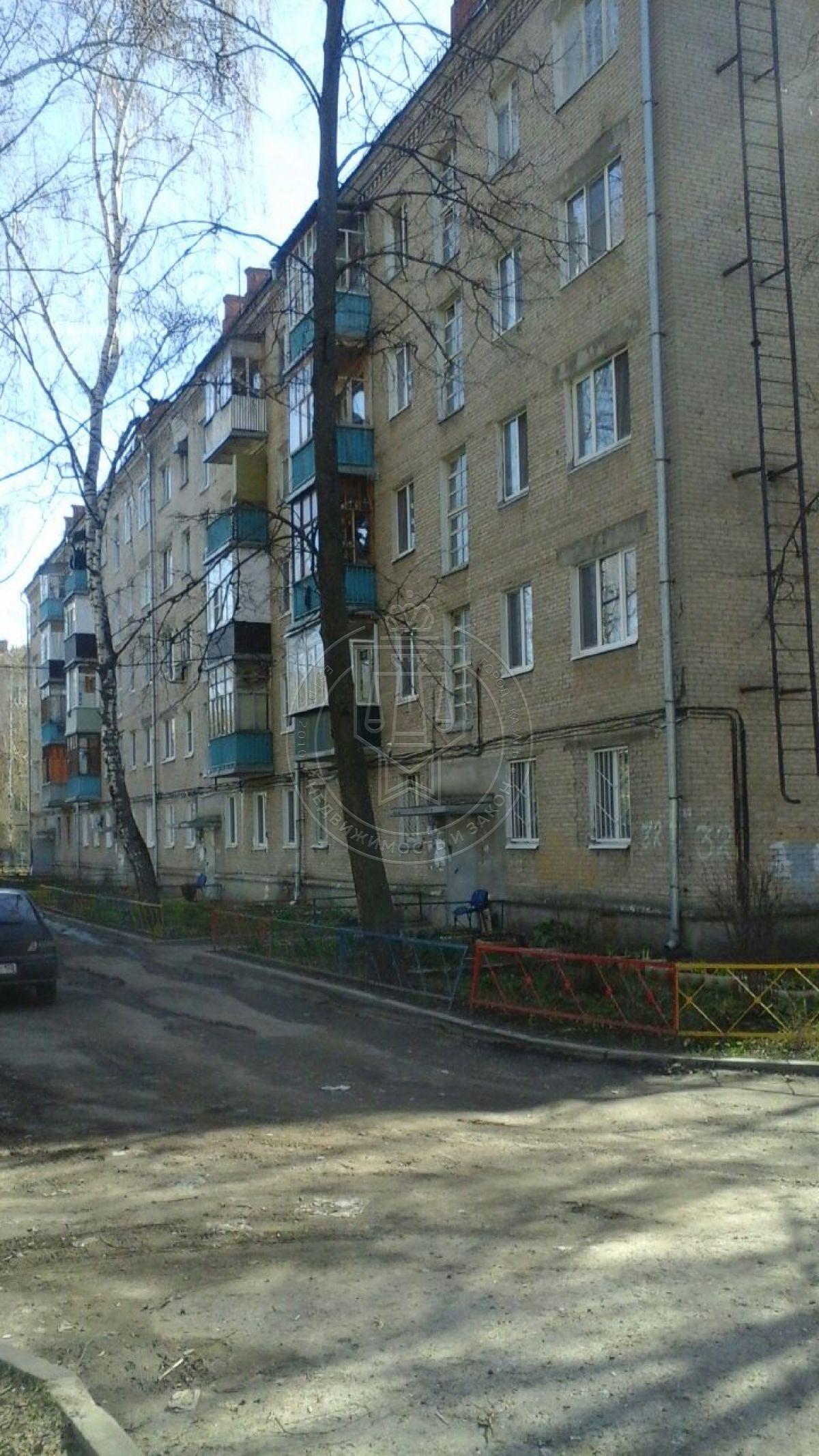 Продажа 1-к квартиры Октябрьская ул, 32