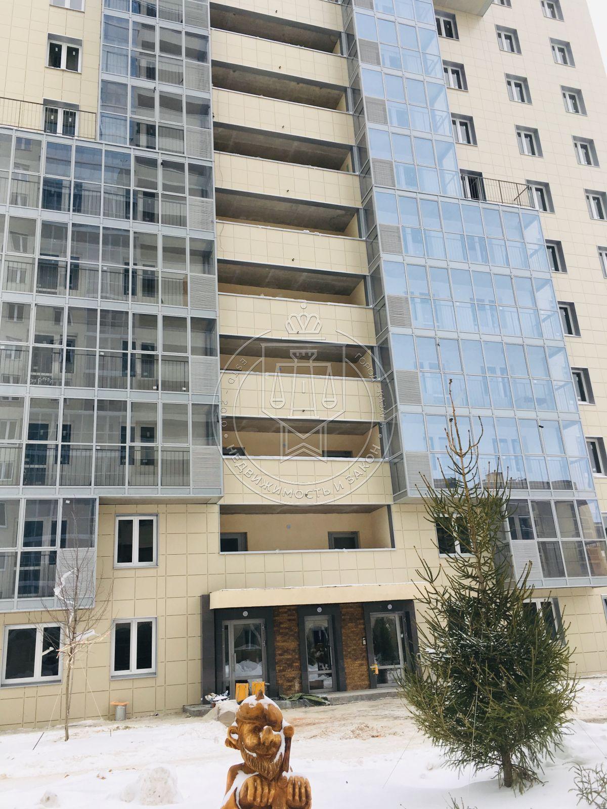 Продажа 3-к квартиры Оренбургский тракт, дом Береза