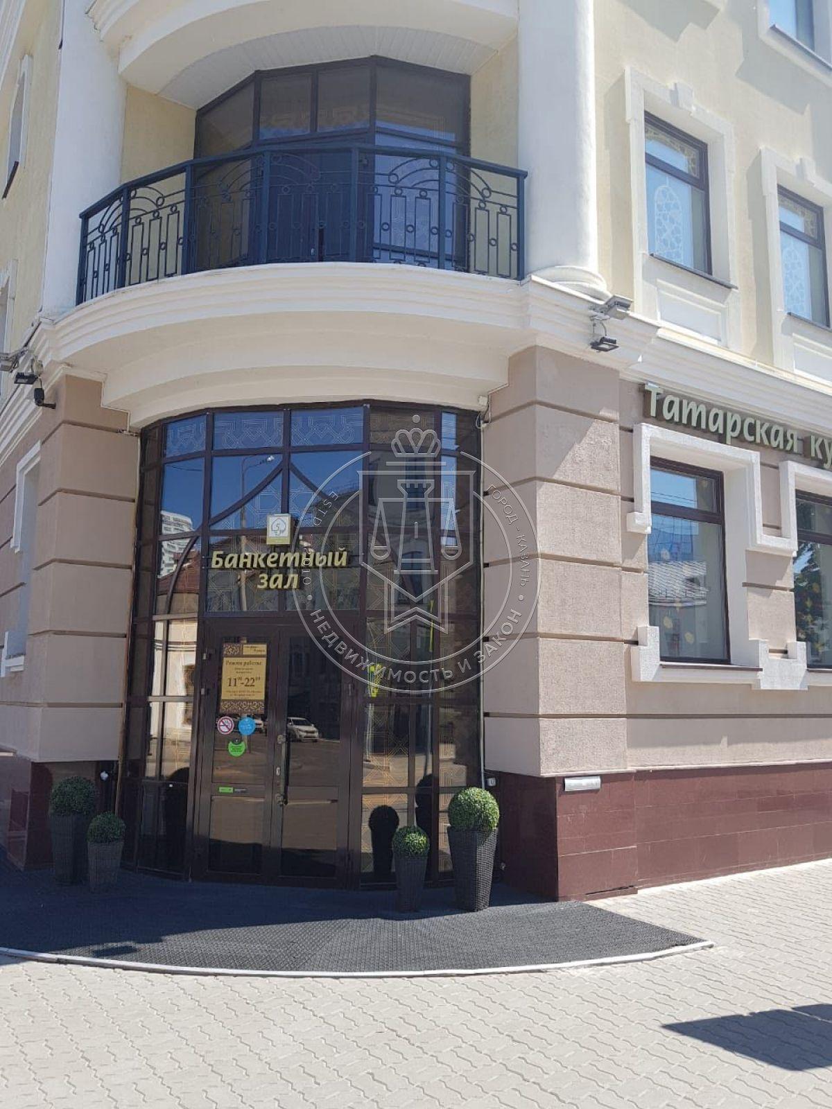 Аренда  помещения свободного назначения Петербургская ул, 2
