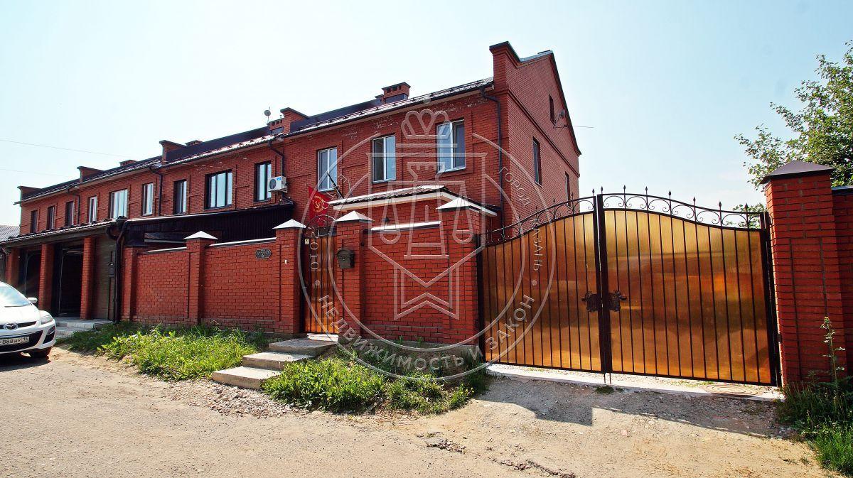 Продажа  дома Кулагинская , 4в