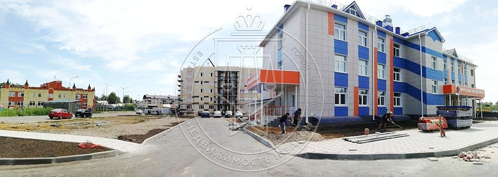 Продажа 1-к квартиры Насосная ул, 1а