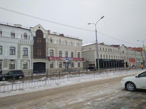 Продажа  офисно-торговые Московская ул, 15