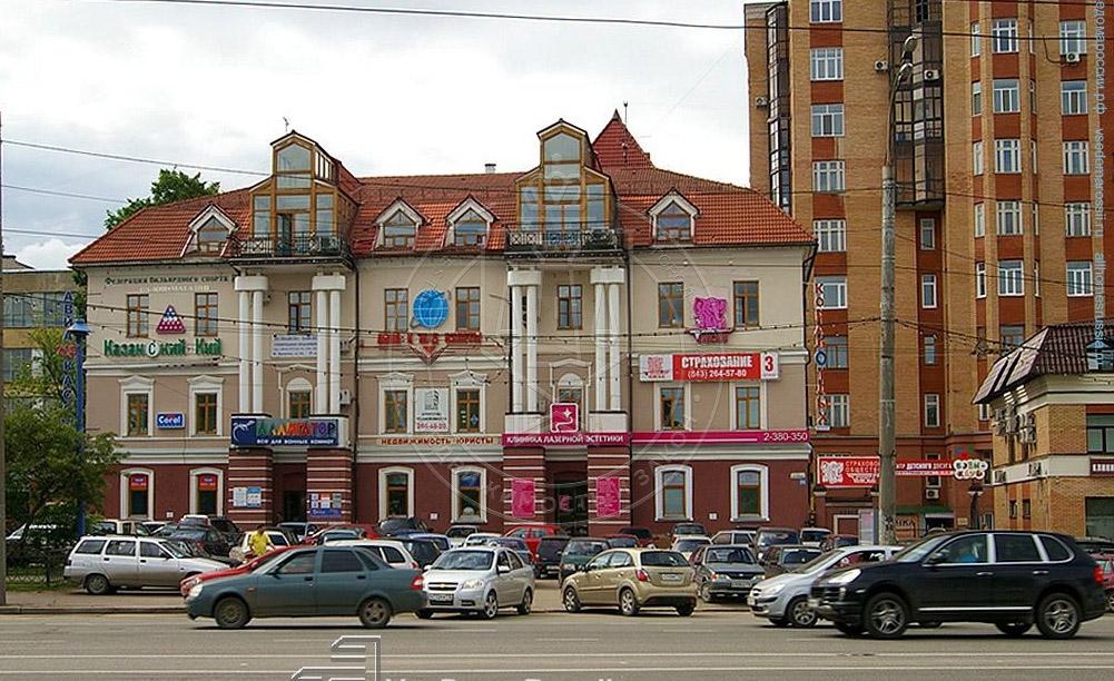 Продажа  офисно-торговые Николая Ершова ул, 18