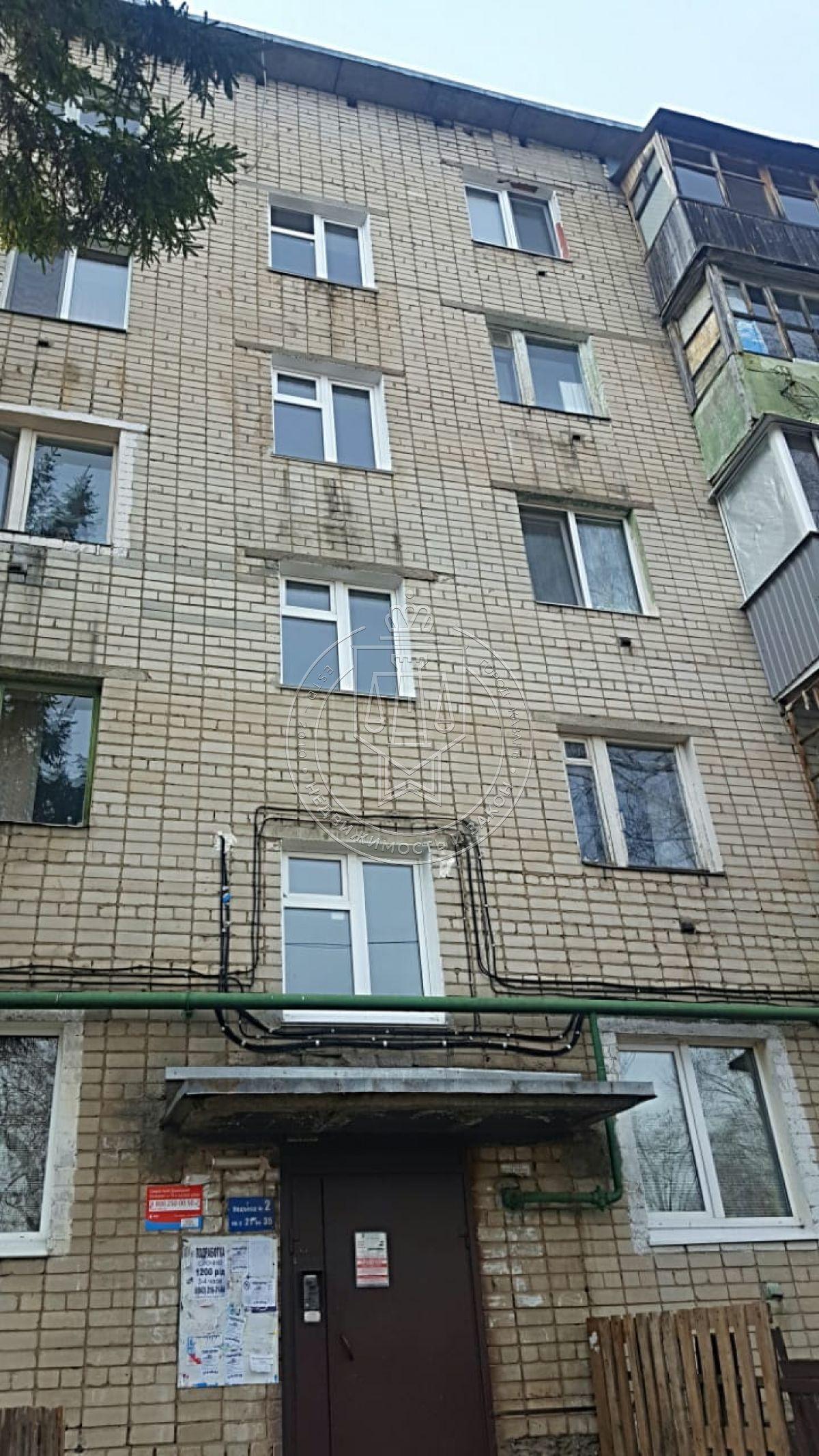 Продажа 2-к квартиры Бакалейная ул, 46А