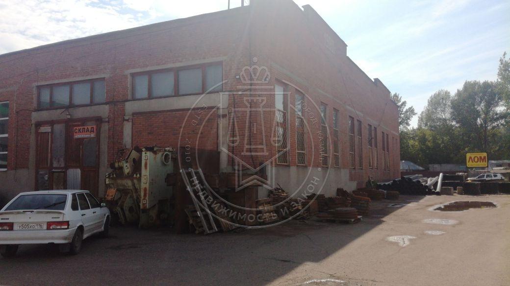 Аренда  склада Магистральная ул, 86