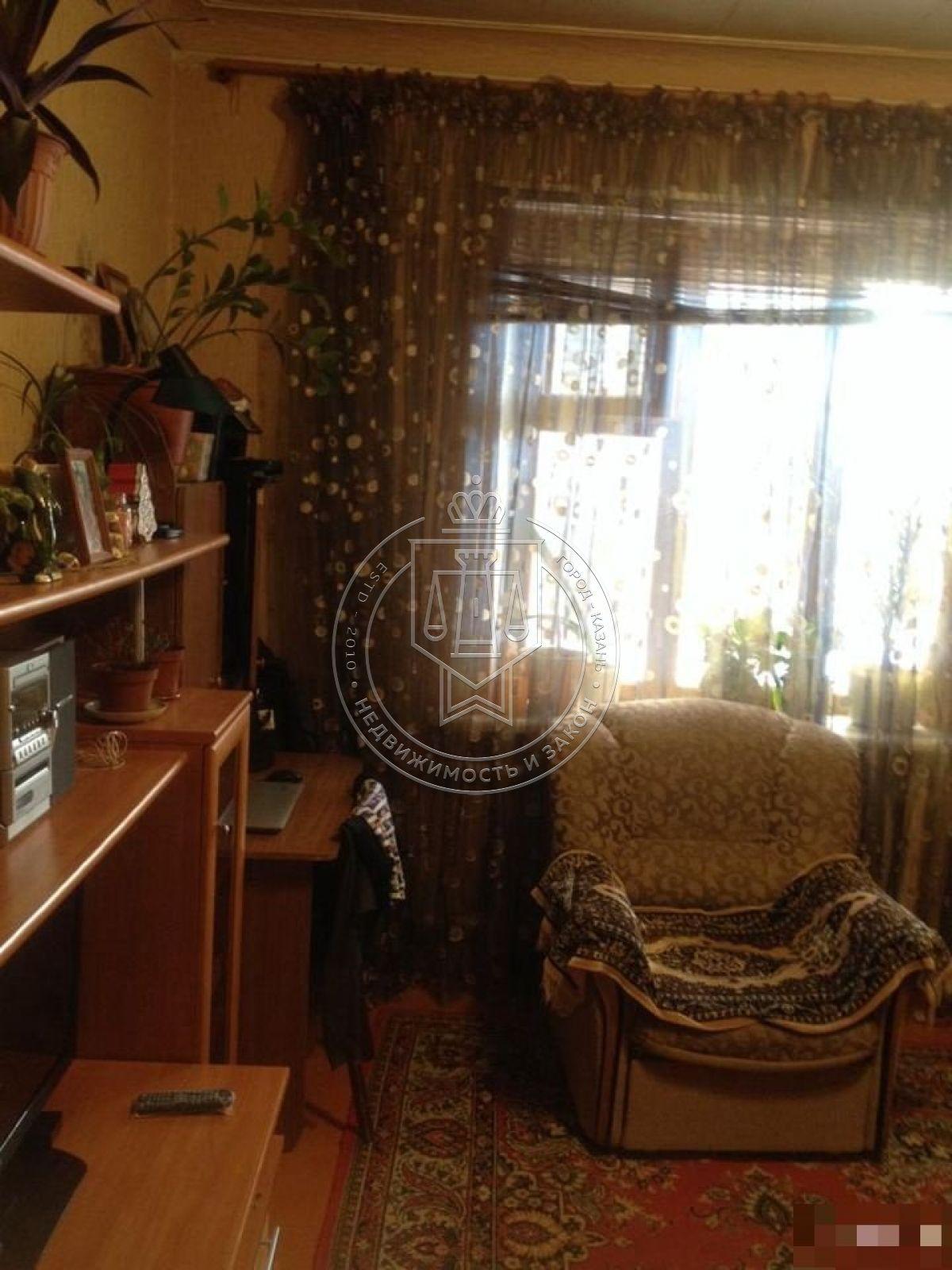 Продажа 1-к квартиры Аметьевская ул, 34а