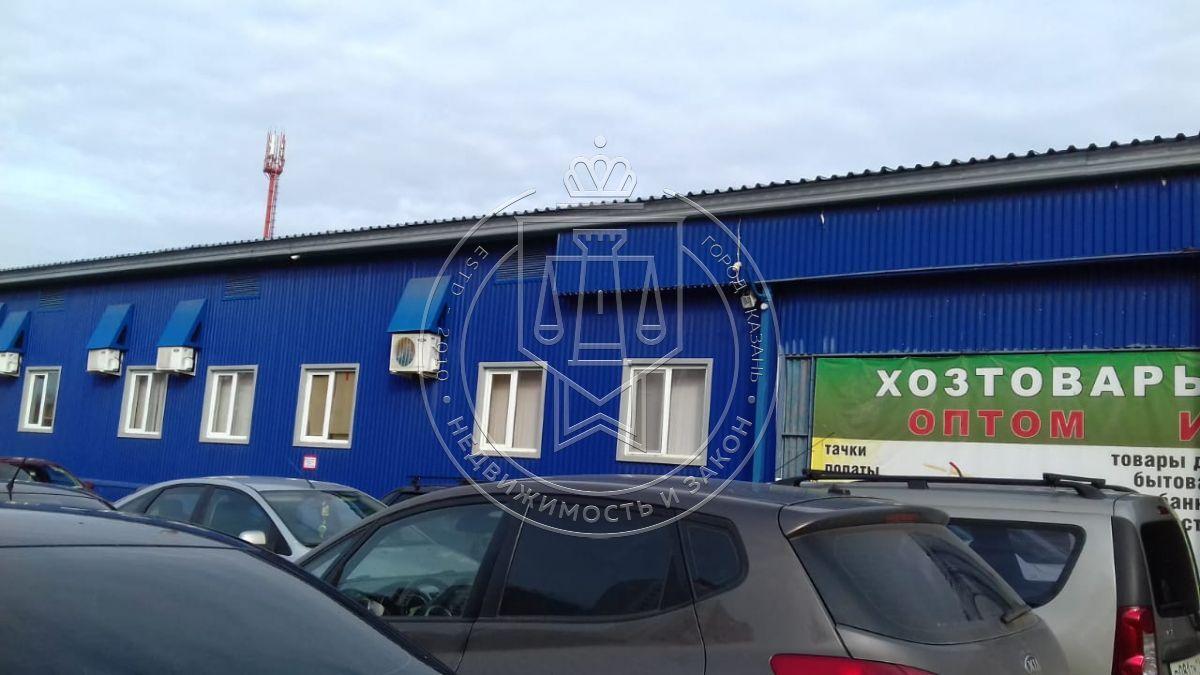 Продажа  склада Аделя Кутуя ул, 185