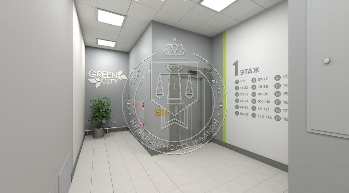 Продажа 2-к квартиры Бари Галеева ул, 1