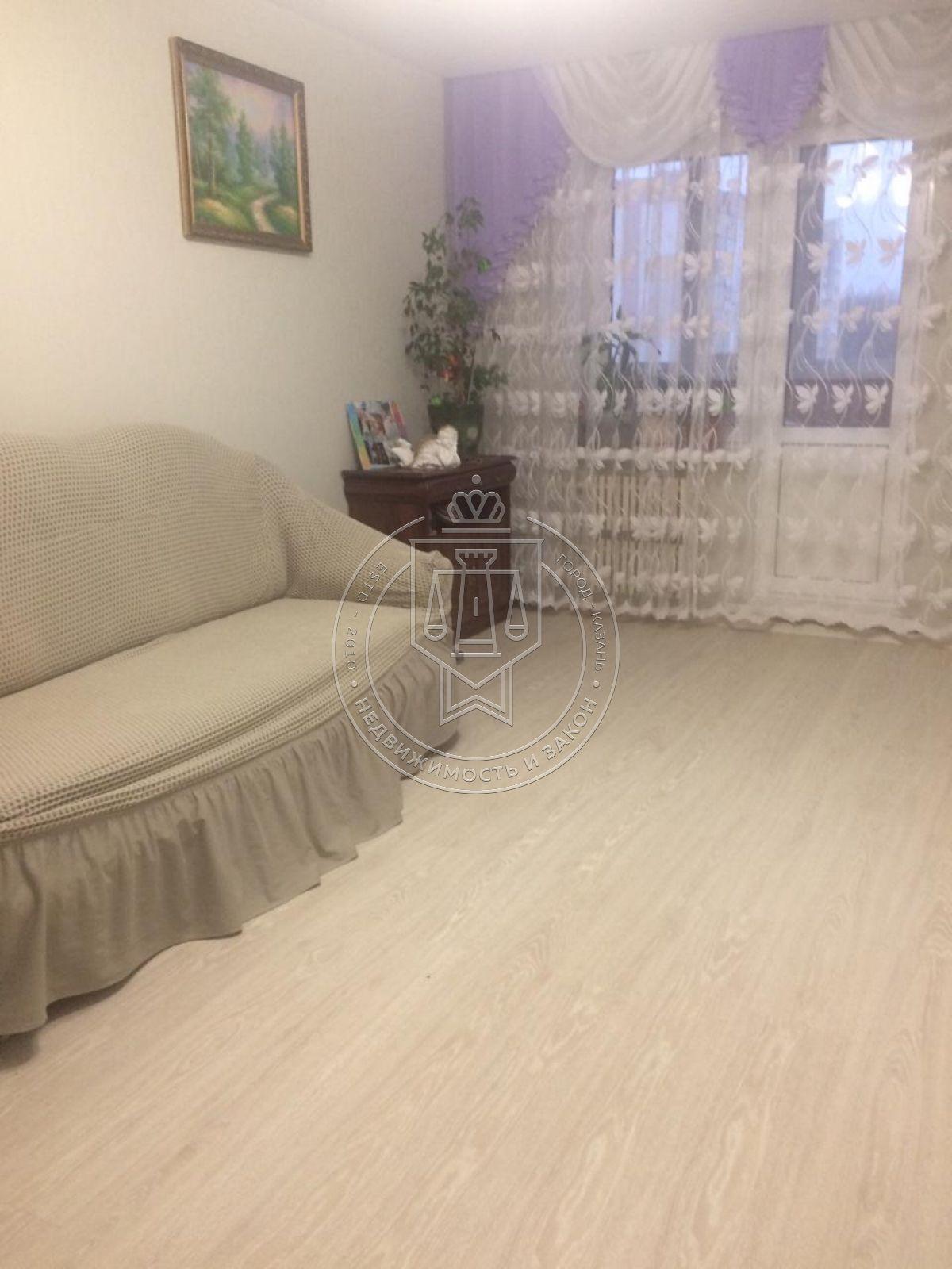 Продажа 2-к квартиры Хайдара Бигичева ул, 29