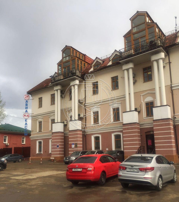 Аренда  офисы Николая Ершова ул, 18