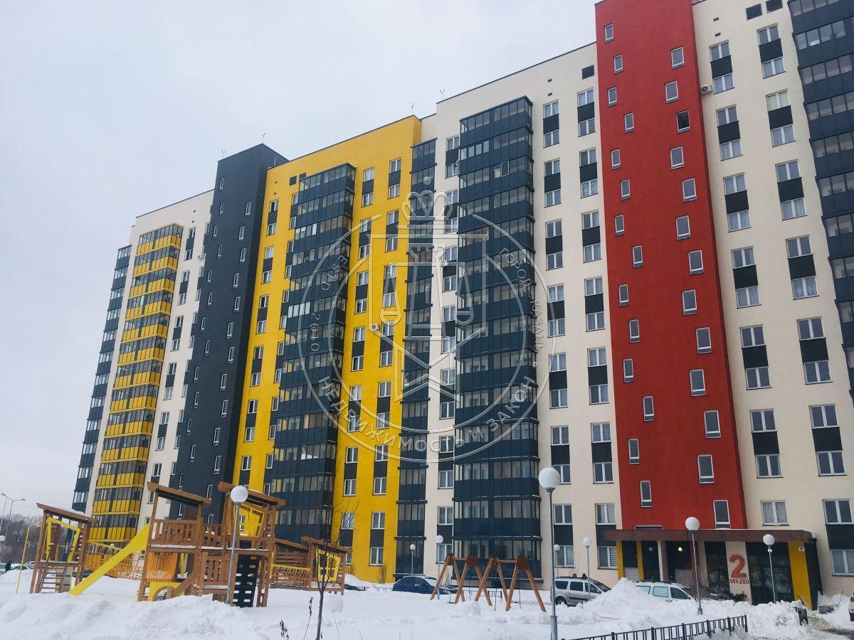 Продажа 3-к квартиры Рашида Нежметдинова ул, строение 14.3