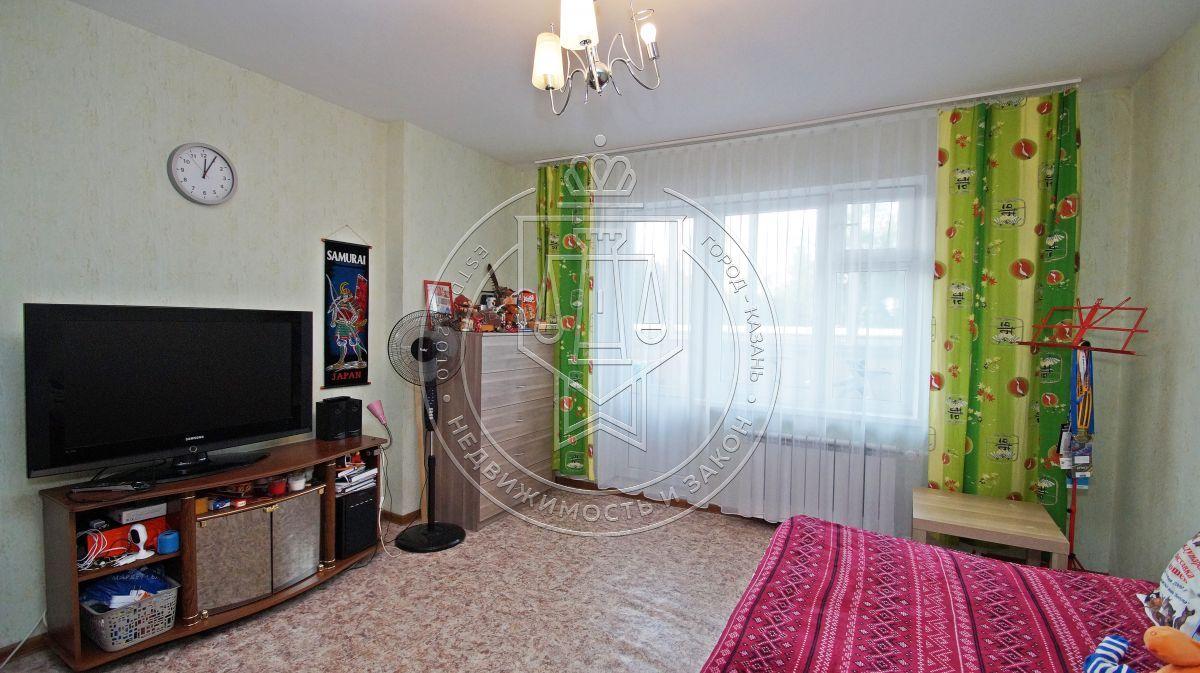 Продажа 1-к квартиры Хади Такташа ул, 119