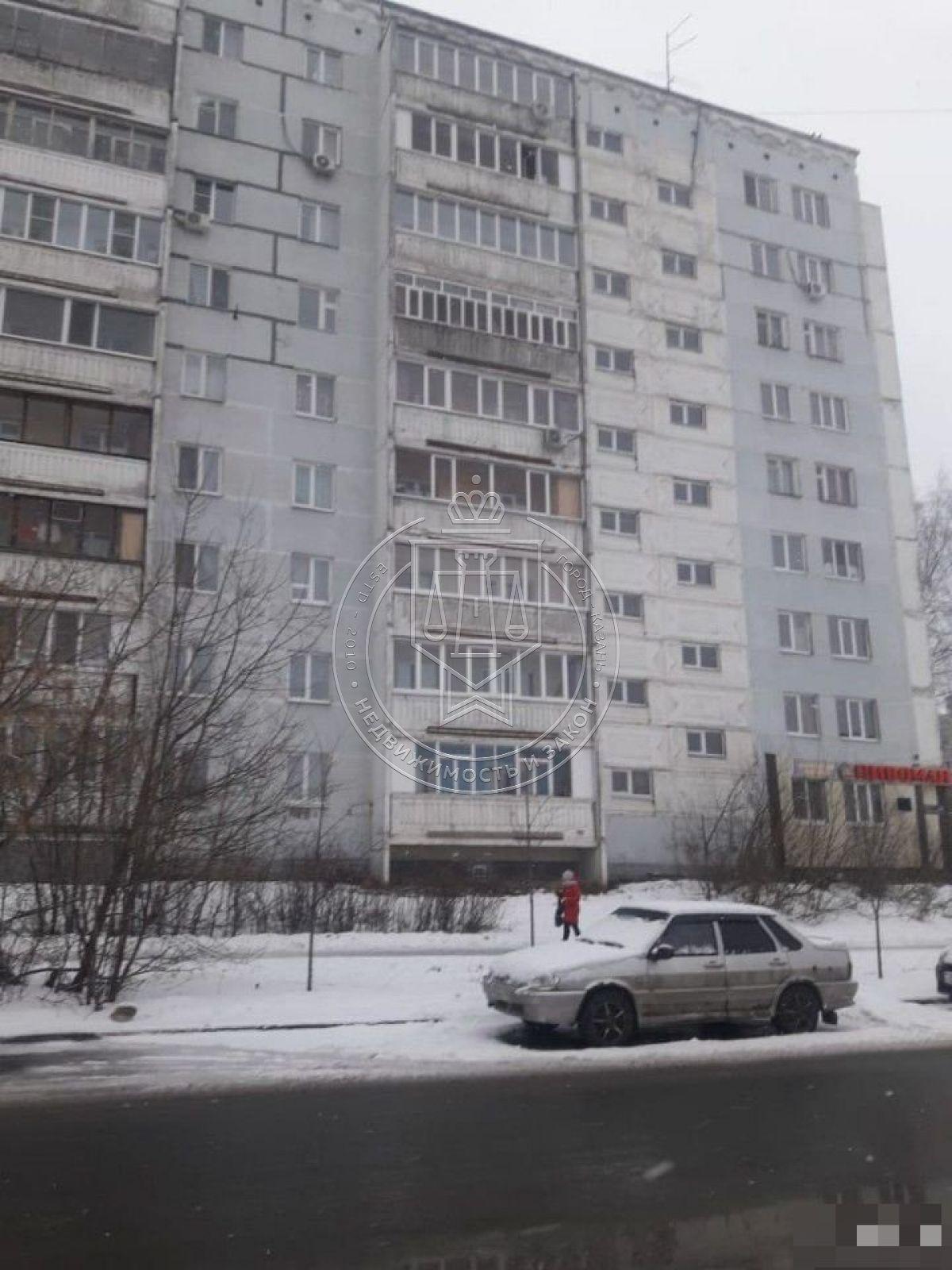Продажа 3-к квартиры Сафиуллина ул, 17