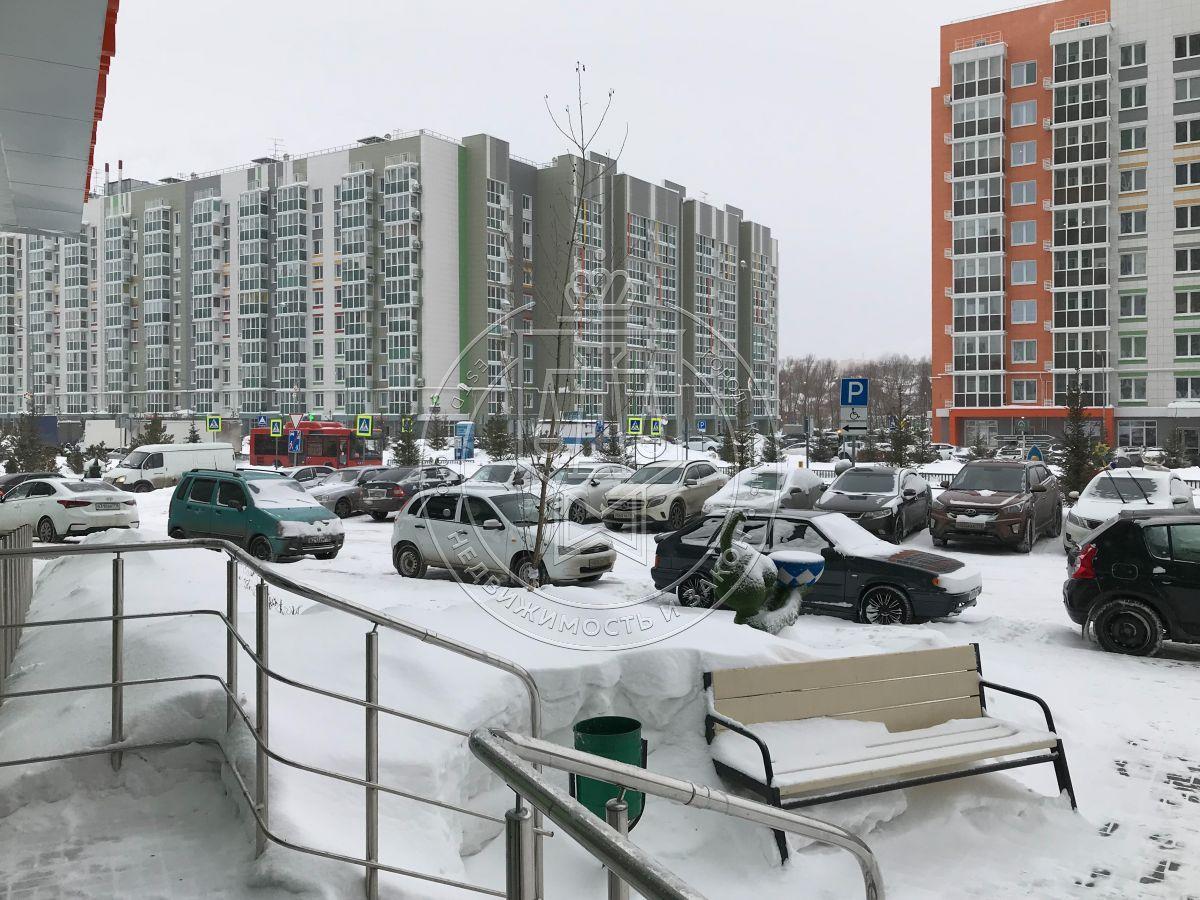 Продажа 1-к квартиры Фикрята Табеева ул, 12