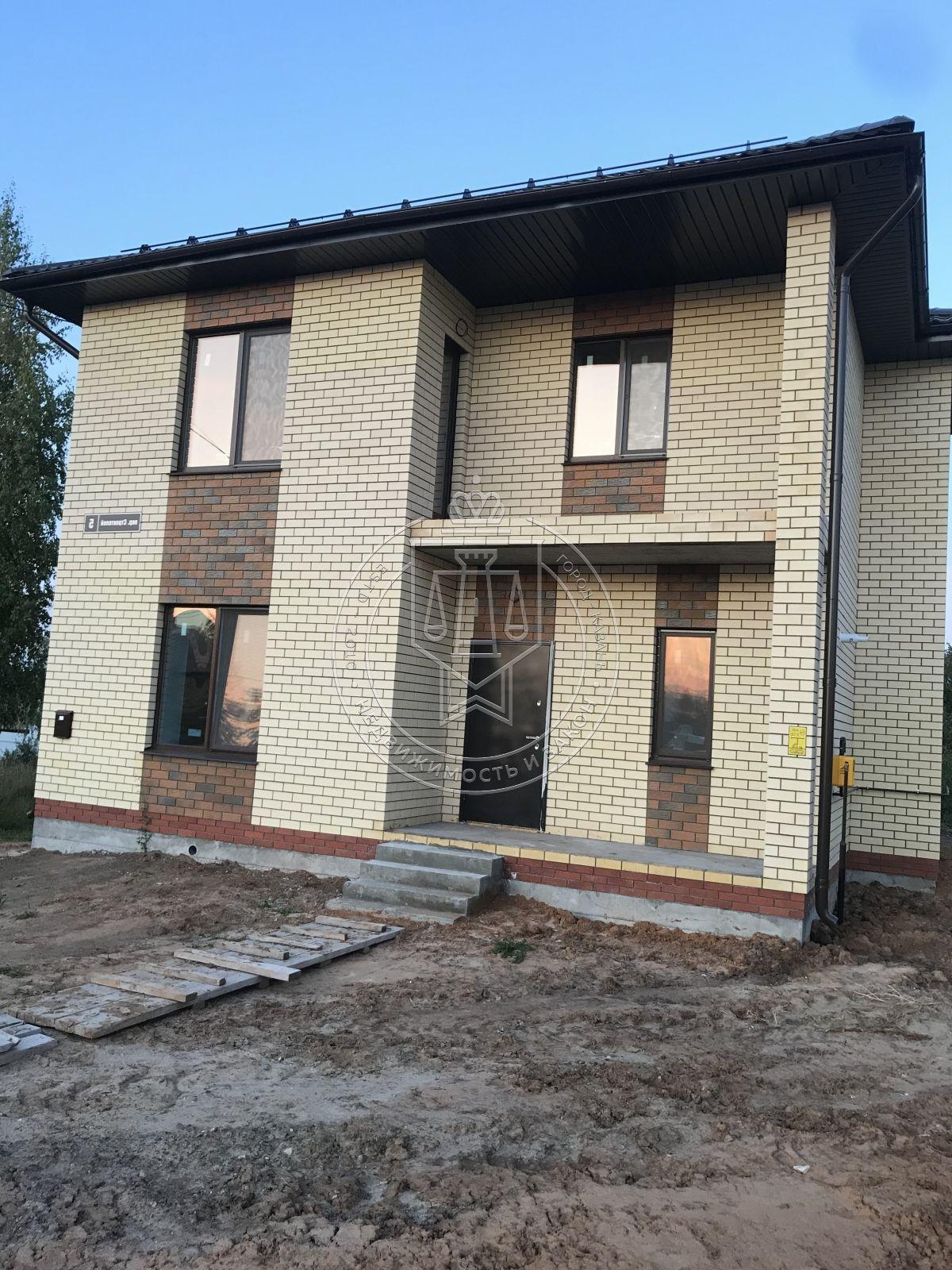 Продажа  дома переулок Строителей, 7